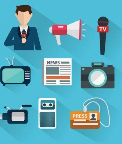 contratar assessor de imprensa