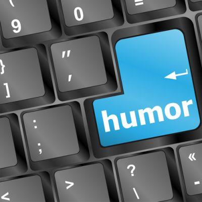 humor para atrair mais clientes